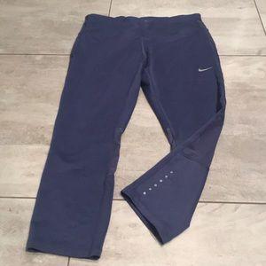 Nike Dry-Fit Running Capri Leggings